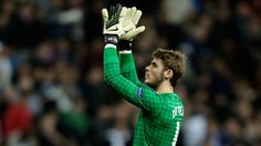 David de Gea, Manchester United. | Real Madrid 1-1 Man. U. UEFA Champions League. [13.02.13]