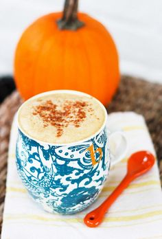 6 Low-Cal Versions of Your Favorite Fall Treats via @byrdiebeauty