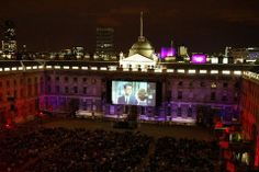 First look at the Somerset House Film4 Summer Screen line-up