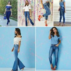 Closet Lit: Mix of Looks 8 [Calças Jeans] #closetlit