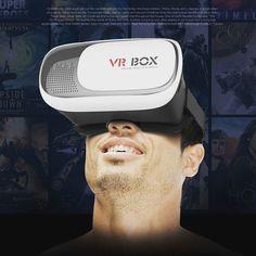 Почувствуй себя в виртуальной реальности с очками VR  BOX  2.0.  #vr #virtual  #reality #vrbox2  #vrbox by vr_glasses_nsk - Shop VR at VirtualRealityDen.com