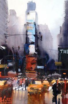 alvaro castagnet - Time Square New York