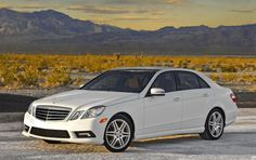 Mercedes E550 AMG Test drove....and i absolutely fell in love even more. This will be mine....within 5 years!