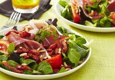 Salade gourmande aux lardons   Croquons La Vie - Nestlé