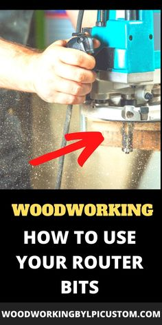 Wood working for beginners can be challenging and especially when you are new to a woodworking tool such as a router.  DIY wood projects are definitely easier with a router.  What router bits do you start with?  We make wood signs and have extensively used a router for the carving as well as for customized wood sign edges.  Different router bits provide different types of appearance for your router projects. #woodworkingprojects #diywoodprojects #woodsigns #routerprojects #woodworkingbylpi Used Cnc Router, Woodworking Router Bits, Woodworking Projects, Making Signs On Wood, Diy Wood Signs, Painted Wood Signs, Router Projects, Diy Wood Projects, Wood Gifts