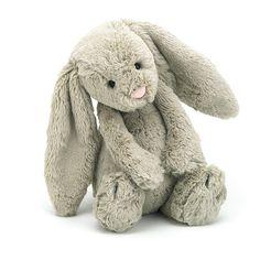 Bashful Bunny - Beige by JellyCat – Foxglove Flowers & Gifts