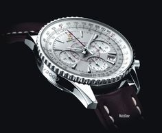 The Breitling Montbrilliant 01 Limited. Top favorite watch of all time !