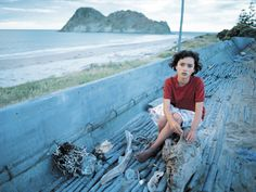 �Whale Rider� A little Maori girl wants to be leader of her tribe. Just one problem: She's a girl. Warning: This one's rated PG-13 for a few, brief, grown-up matters (drinking, smoking, and strong language).