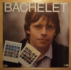 PIERRE BACHELET - Same s/t - near mint nm 2-LP Frankreich France Chanson Pop TOP