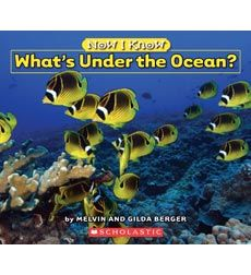 What's Under the Ocean?  1st DRA Level 14