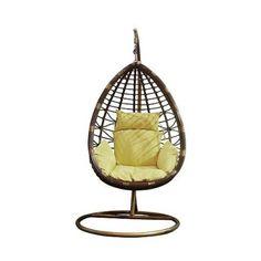 Kreslo SUMATRA, PE rattan, hojdacie Hanging Chair, Rattan, Interior, Furniture, Orice, Design, Home Decor, Wicker, Decoration Home
