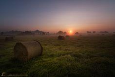 Misty Morning by Artur Szczeszek on 500px