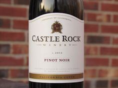 Castle Rock Pinot Noir Reviewed - Classic Pure Pinot:  http://www.honestwinereviews.com/2015/04/castle-rock-pinot-noir-wine-review.html