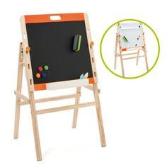 Tableau pliable et réglable en hauteur Styl'créa Oxybul pour enfant de 3 ans à 8 ans - Oxybul éveil et jeux