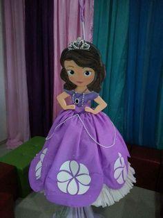 piñatas princesa sofia - Buscar con Google