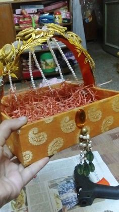 Indian Wedding Tray Rs5500