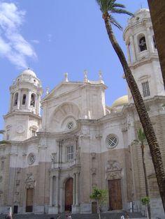 Iglesia Catedral de Santa Cruz, Cádiz.