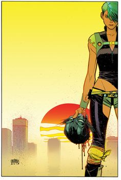 Wake Cover Issue 6 by Andrew-Robinson on DeviantArt