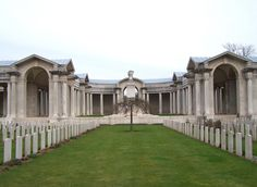 The ARRAS MEMORIAL commemorates nearly 35,000 servicemen from the UK, Sth Africa & NZ who died in the Arras sector between spring 1916 & 7.8.1918, & have no known grave. Sjt Alexander Edwards VC (VC awarded in Belgium) Sec-Lt Ernest F Beal VC, Sec-Lt Bernard M Cassidy VC, Sjt John Erskine VC, Sec-Lt John Harrison VC, Capt David P Hirsch VC, Sec-Lt Basil A Horsfall VC, Cpl George Jarratt VC, Lt Richard B.B Jones VC, Lt-Col Oliver C.S Watson VC & Sjt Albert White VC are commemorated here.