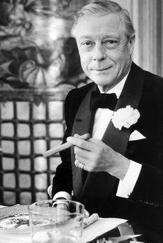 Black Tie Season Is Here.  The Duke of Windsor.
