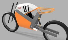 #ev #industrialdesign #fusion360 #motorcyle #motorcycleconcepts #electric #electricvehicle #electricmotorcycle #artcenter #caferacer #cafebike #cad #3d #conceptart #conceptvehicle #carv #id by gonedrawing