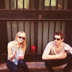 Emma and Andrew <3