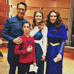 aliadler: Hey West Coast! Get ready for the House of El! #Supergirl…