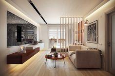 44 minimalist apartment decor modern luxury ideas read to get the full tips 34 Studio Apartment Layout, Condo Design, Studio Apartment Decorating, Studio Layout, Apartment Interior Design, Interior Design Living Room, House Design, Studio Apt, Studio Interior