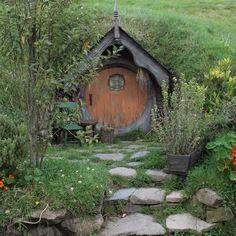 Hobbit dwelling