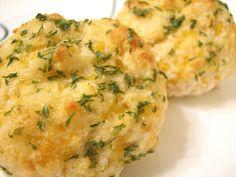 Cheddar Biscuit Drops..Tastes just like Red Lobster biscuits.