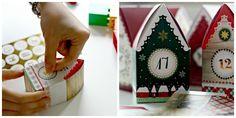 DIY Adventskalender selber basteln