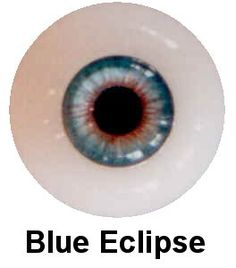 Nice 18mm light Gray Half-round Glass Eyes for Joint Reborn//NewBorn BJD Dollfie