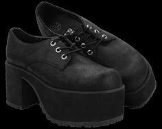 Platform Nosebleed Heels | T.U.K. Shoes