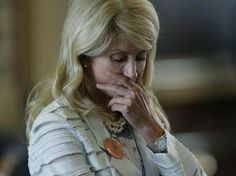TEXAS DEMOCRAT WENDY DAVIS LOSING BY DOUBLE DIGITS
