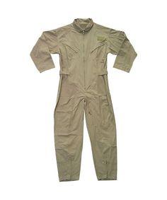 ghostbusters flight suit | GBFans Shop - Khaki Flight Suit Coveralls - Ghostbusters Fans