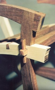 japanese rocking chair (detail)