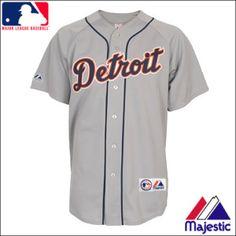 d10726dfa77 Details about MLB DETROIT TIGERS BASEBALL JERSEY SHIRT M-2XL MAJESTIC