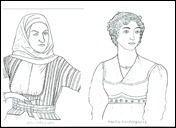 σάρωση0015 Princess Zelda, Embroidery, School, Drawings, Greek, 25 March, Fictional Characters, Image, Monsters