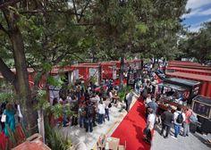 Diseño Contenido, Design Week México 2015. Photograph by Victor Benitez