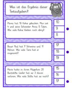 105 besten Mathe 2 & Montessori Bilder auf Pinterest | Grundschule ...