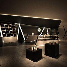 Zhenxi Tea Bio Boutique flagship by Marques & Jordy, Fuqing   China store design