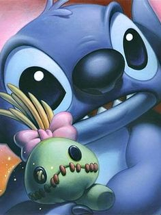 "Disney "" Lilo et Stitch "" Disney Stitch, Lilo Stitch, Lilo And Stitch Quotes, Disney Pixar, Disney And Dreamworks, Disney Animation, Disney Art, Walt Disney, Cartoon Wallpaper"