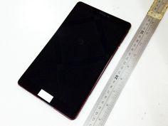Sabías que Primeras imágenes del futuro tablet Android Nexus 8 de Google