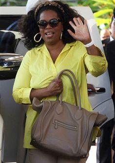 Oprah and Celine