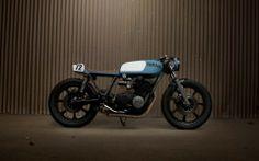 Yamaha XS750 Cafe Racer by Ugly Motorbikes