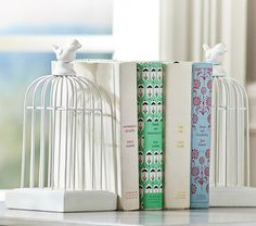 Such a sweet idea for a bookend