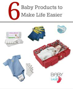 6 Baby Products to Make Life Easier