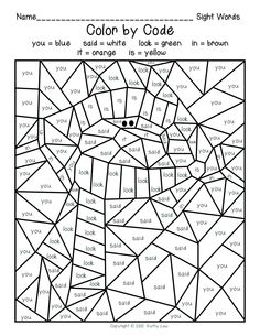... Pinterest | Color By Numbers, Free Coloring Pages and Coloring Pages