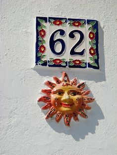 sunshine Street Lamp, Little Things, Numbers, Letters, Sunshine, Clock, Italy, Homes, Antiques