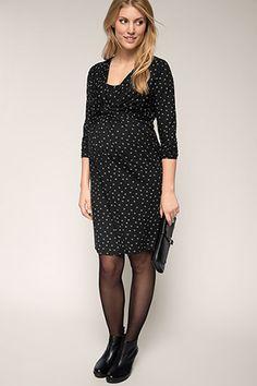 Esprit Maternity Dress Mix Nursing Ls Robe Femme